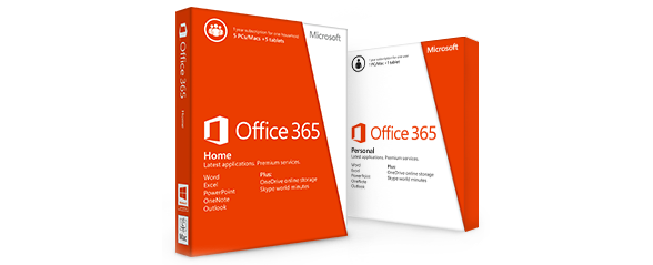 Office 365 bokse
