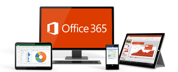 Office 365 mobile enheder