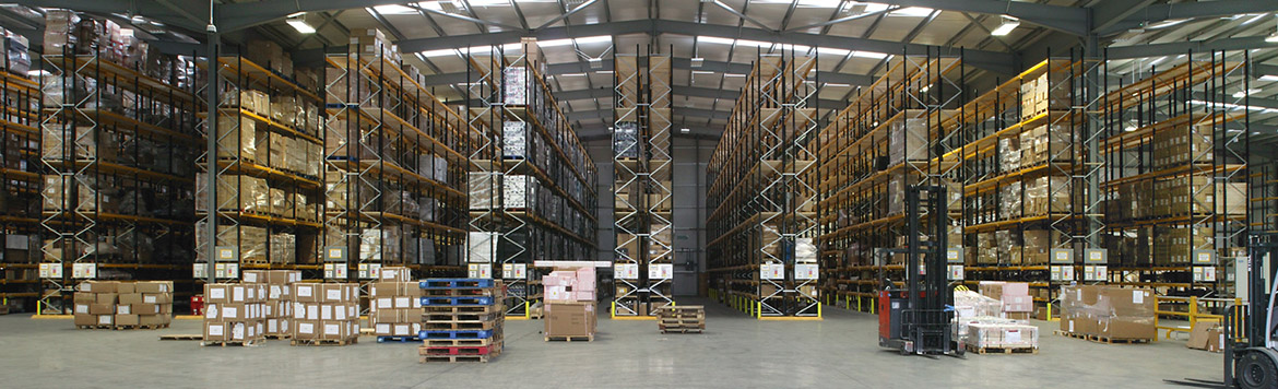 Inventory module - Dynamics NAV | Gain control over your warehouse