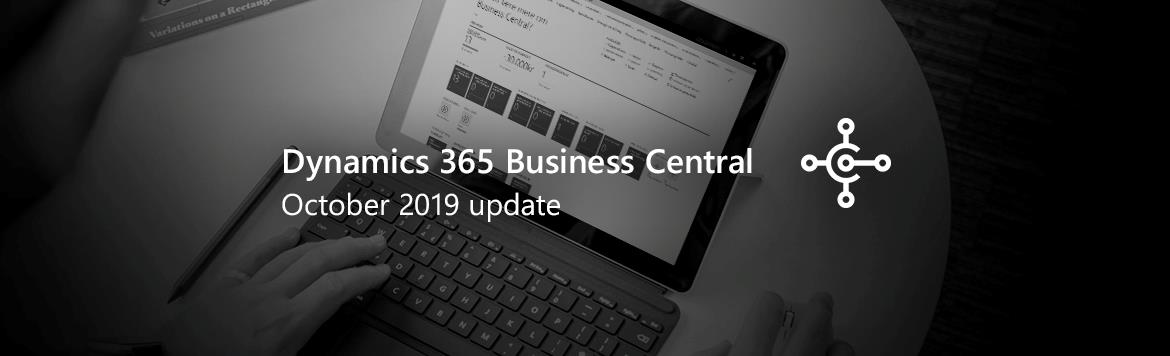 <p>The next major Business Central update is just around the corner. Read more about the new functionality that is included in the update</p>