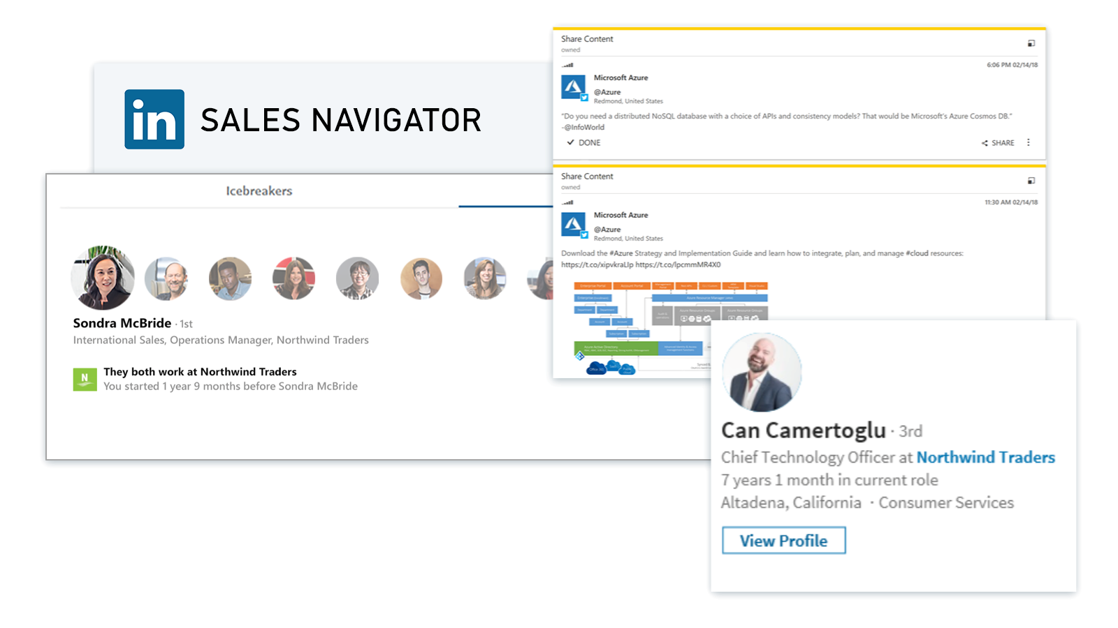 Dynamics 365 Sales functionality