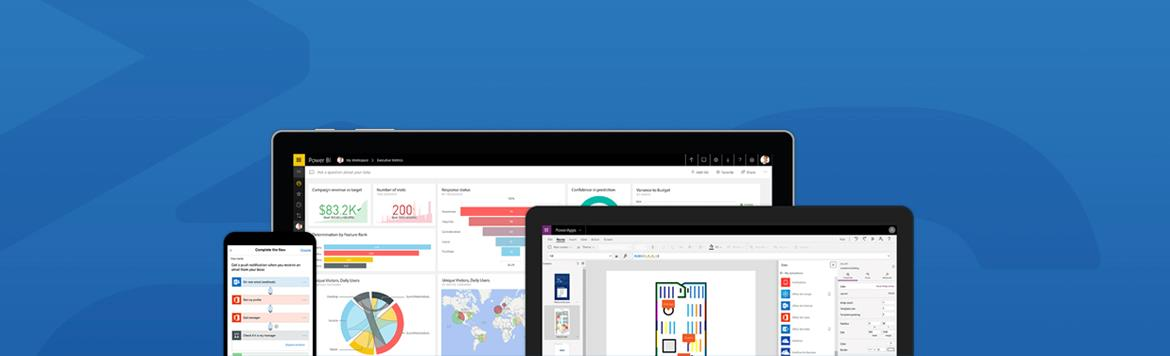 <p>Microsoft's cohesive app platform allows all employees to be innovative</p>