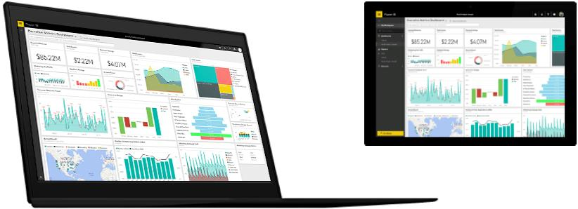NAV 2017 Power BI